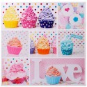 Cuadro Cup Cake 13,18€
